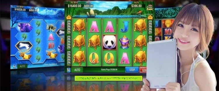 Main di Web Slot Online Android